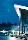 Sylvania и Concord - антивандальные светильники и болларды.