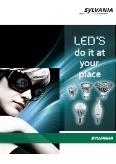 Sylvania. Cветодиодные лампы Sylvania LED (англ. версия)