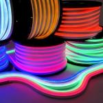 Гибкие светодиодные неоны