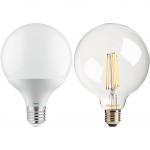 G80/G95/G120/G125 Светодиодные лампы формы