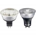 MR16 Светодиодные рефлекторные лампы GU10/GU5.3