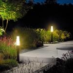 Уличные ландшафтные светильнки