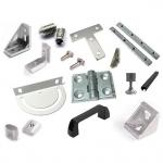 Комплектующие для алюминиевого профиля и аксессуаров