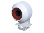 Патрон для люминесцентных ламп LST 16.851 G5 T5 одиночный IP67 (водо- и пылезащищенный) под лампу d16мм, серый