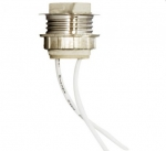 Патрон для галогенных ламп LH119 Feron 22349 G9 230V, керамика+металл