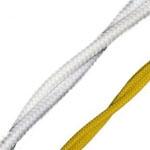 Двойной витой коаксиальный кабель В1-426-75 2*0,75 Желтый