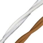 Двойной витой коаксиальный кабель В1-426-716 2*0,75 Капучино