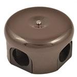 Распределительная коробка В1-521-02 78x45mm Коричневая