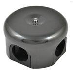 Распределительная коробка В1-521-03 78x45mm Черная
