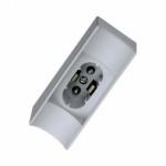 Патрон для линейных ламп накаливания Osram 4050300012742 с цоколем S14s 662 Fassung
