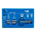 Детектор для проверки ламп 22026 Feron LC10 6F22/9V