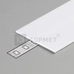 Рассеиватель Topmet Light 23070038 H 1000мм, белый