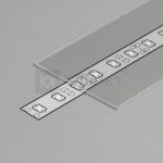 Рассеиватель Topmet Light 23070016 H 1000мм, прозрачный