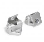 Комплект крепления Topmet Light 67230040, серебряный