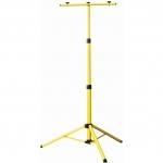 Штатив для светильников GTV OH-ST2500-23, высота макс. 164 см, 360°, жёлтый