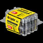 Элемент питания Navigator 94786 (94 786) NBT-NE-LR6-BOX24, АА, алкалиновая, 24 шт в упаковке