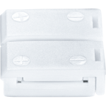 Коннектор Navigator 71 489 NLSC-RGB10mm-PC-PC-IP20 71489, 5 шт в упаковке