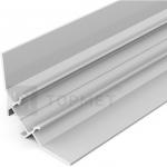 Алюминиевый профиль Topmet G4000220 UNI-TILE12 90° 2000мм, анодированный алюминий