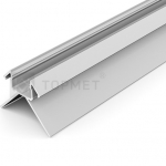 Алюминиевый профиль Topmet G3000220 UNI-TILE12 270° 2000мм, анодированный алюминий