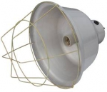 Светильник подвесной ССП 01-300-103, с решеткой