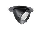Светильник встраиваемый Sylvania 3021591 SIGNO 115 12v 50w QR-CB51 GX/GU5.3, черный, выдвижной