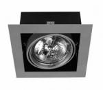 Светильник Brilum OS-PAS100-90 PASEO 100 AR111/G53/1x50W серый