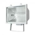 Прожектор ИО 1500 под галогенную лампу, белый