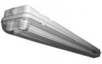 Светильник «АЙСБЕРГ 2х36» пылевлагозащищенный, IP 65, рассеиватель - стиролакрилонитрил