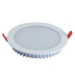 Светильник светодиодный встраиваемый Zercale 15W KAS-DL15-A-415 3000K, белый, круглый, 140мм