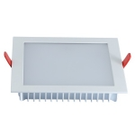 Панель светодиодная Zercale 9W KAS-DL16-A-309 3000K, белая, квадратная 104мм