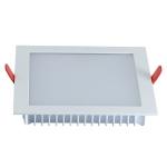 Панель светодиодная Zercale 12W KAS-DL16-A-312 3000K, белая, квадратная 104мм