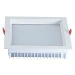Панель светодиодная Zercale KAS-DL16-B-312 3K, 11W, LED Chip:Epistar, 220V-240V AC, 90°, 90*90mm, белая, квадратная
