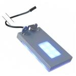 Светодиодный светильник Uniel 07744 ULE-C01-1,5W/NW IP20 SILVER, для витрин и стеклянных полок