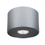 Светильник накладной Nowodvorski Point 6003 silver / graphite s