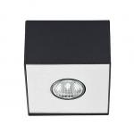 Светильник накладной Nowodvorski Carson 5568 black I plafon