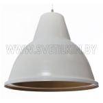 Светильник подвесной Zercale Cupola 01-300-102, белый+золото