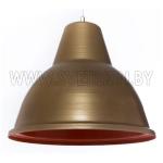 Светильник подвесной Zercale Cupola 01-300-102, золото+оранжевый