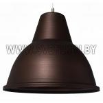 Светильник подвесной Zercale Cupola 01-300-102, коричневый+коричневый