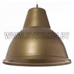 Светильник подвесной Zercale Cupola 01-300-102, золото+золото