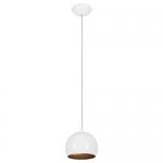 Светильник подвесной Nowodvorski 6602 Ball white-gold 1
