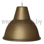 Светильник подвесной Zercale Cupola 370, бронза+бронза