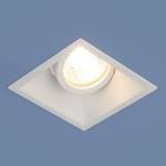 Точечный светильник Электростандарт 4690389097997 6070 MR16 WH белый