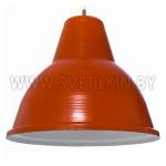 Светильник подвесной Zercale Cupola 01-300-102, оранжевый+белый