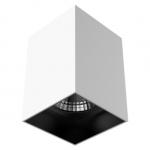 Светильник светодиодный накладной Kam`s Light KAS-MD03R-A-15 15W, 3000K, 60°, CREE, Ra>80, внутренний черный + внешний белый