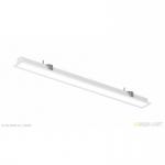 Светильник светодиодный БОСМА INI LED INNER 50 CN 27W 4000K Ra80 220V (подвес 2м), белый