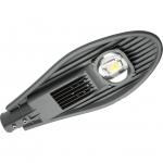 Светильник светодиодный уличный GTV LD-LUR050W-40-E ROCKET LED, 50W, 4500lm, AC220-240V, 50/60hz, IP65, 4000K, серый