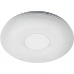 Светильник GTV LD-ENZ24W-40 ENZO LED, 20W, 1500lm, 4000K, AC220-240V, 50/60Hz, 360°, IP44, 365mm, белый