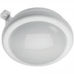 Светильник светодиодный GTV LD-DELOR6W0-NB DELTA OR, 6W, 4000K, IP54, AC220-240V, 400Lm, круглый, белый