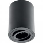 Светильник потолочный GTV OS-SEN5087OKCZ-00 SENSA, 85x115мм, IP20, max.1x50W, чёрный
