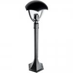 Светильник садовый GTV OS-GRA00P-00 GRANDE-P, E27(max.60W), IP54, AC220-240V, 50/60Hz, чёрный